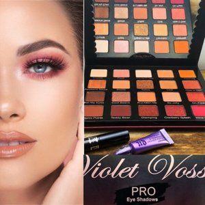 Violet Voss Pro eye shadow Dior Mascara UD Bundle